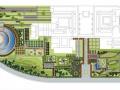 西安高校休闲区景观设计方案全套