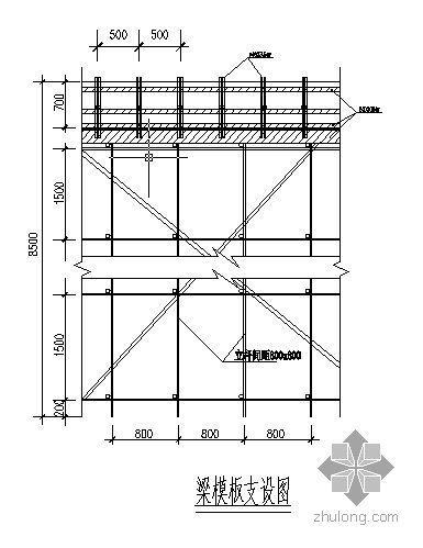 常州某幼儿园音乐教师圆弧结构模板施工方案(竹胶板)