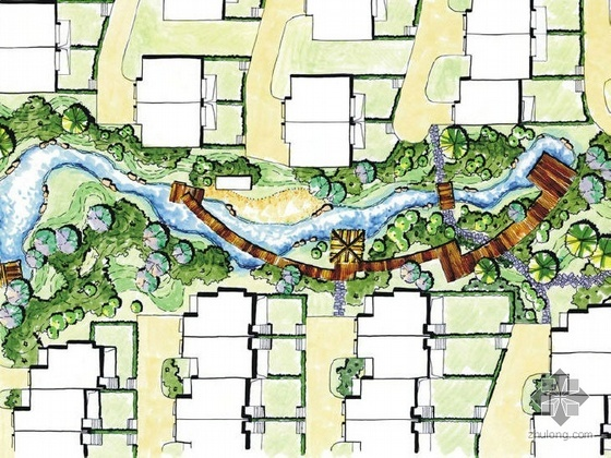 江苏小区环境景观设计方案