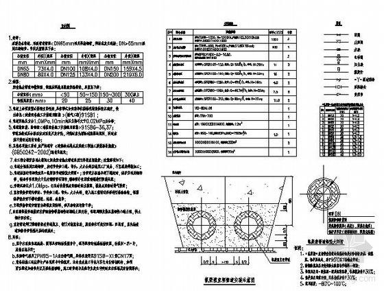 蓄热锅炉房设计图纸