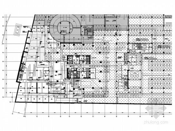 [浙江]260米城市综合体全套弱电图纸360张(1栋超高层酒店 3栋超高层住宅商业)