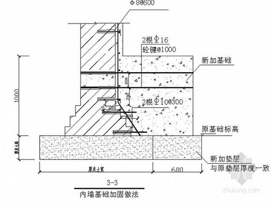 [北京]学校加固改造钢筋工程施工方案