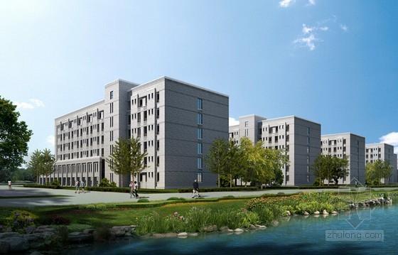 2014年宿舍楼建筑工程预算书(综合单价分析)