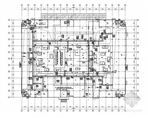 [深圳]电路公司生产厂房给排水竣工图