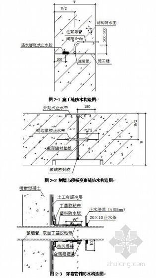 青岛地铁现场施工安全技术措施专项方案(2010年)