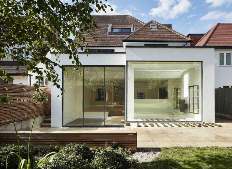 英国开放式住宅