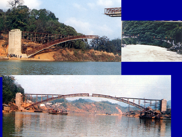 拱桥转体施工(图文并茂ppt总结)