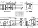歌舞厅夜总会室内设计施工图
