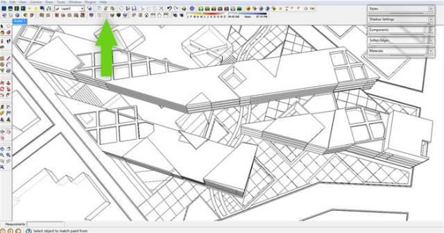 干货|SketchUp+photoshop快速渲染制作建筑景观效果图教程