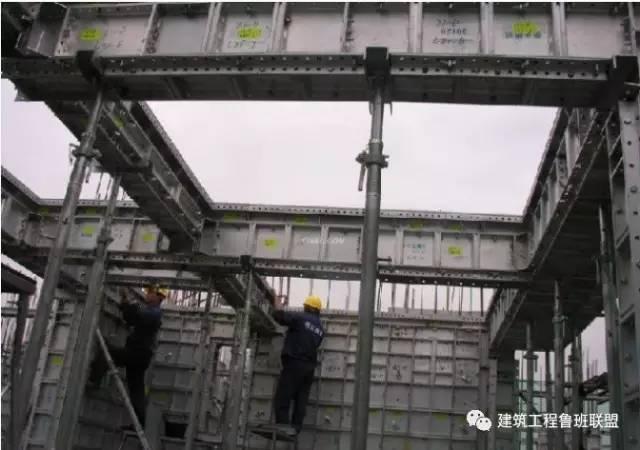 铝模板工艺下是如何完成机电预留预埋!