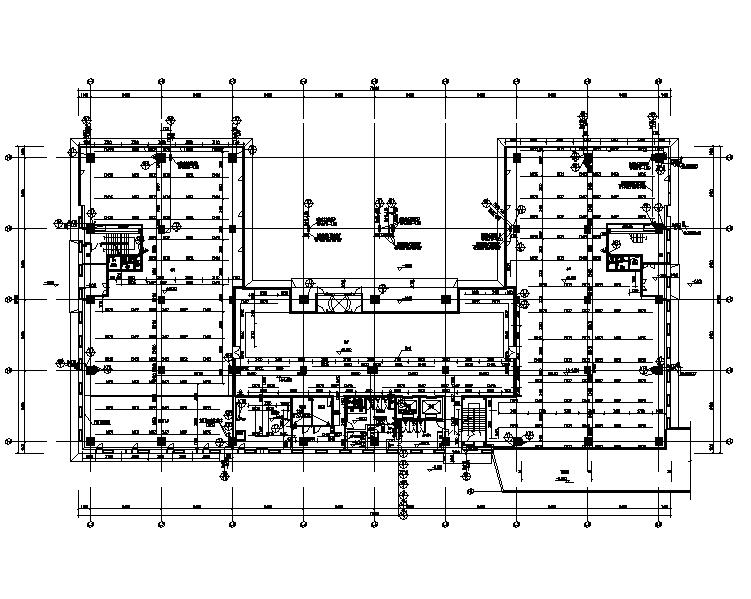 上海高科技园区给排水全套施工图
