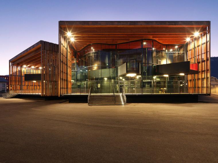 法国Grenoble美丽电音音乐厅
