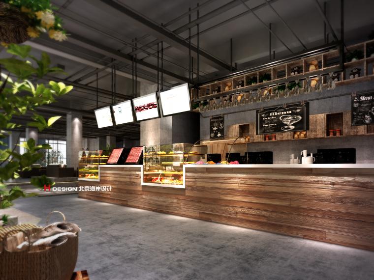 吉首苒时光茶餐厅时尚餐饮设计-吉首苒时光茶餐厅时尚餐饮设计案例第1张图片