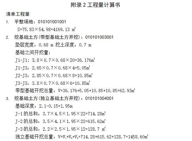 钢结构毕业设计(工程量清单及标书)_3