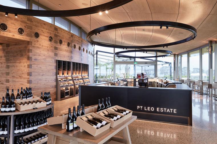澳大利亚PTLeo葡萄酒雕塑庄园-12