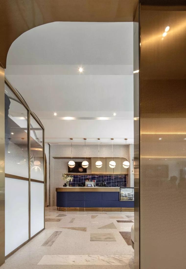 上海顶级美食互动体验式星曜堂餐饮空间-8