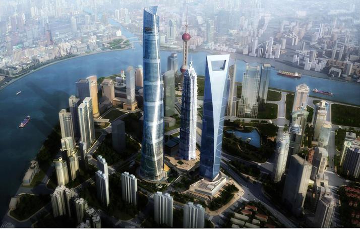 上海中心大厦B标段室内精装修工程BIM汇报