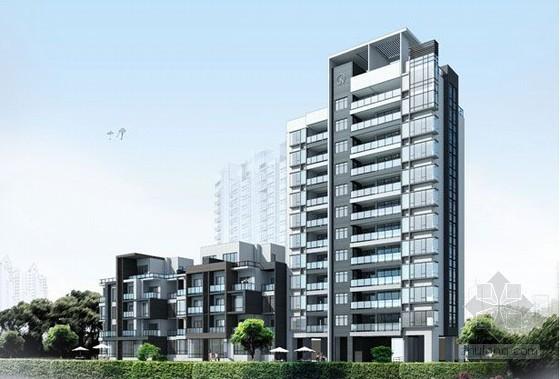 [扬州]商品住宅建安工程造价指标分析(费用分析)