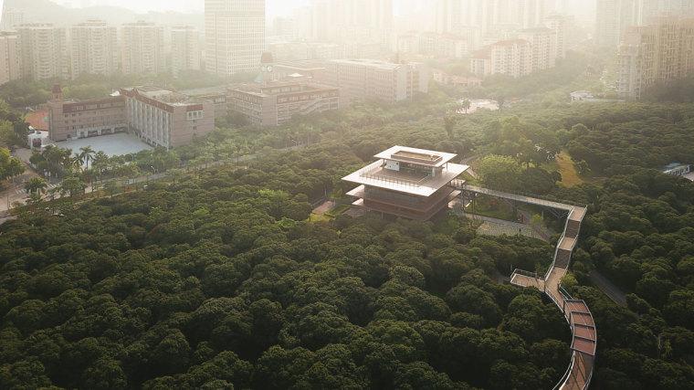 香蜜公园里一个未被发现的宝箱 — 深圳香蜜科学图书馆