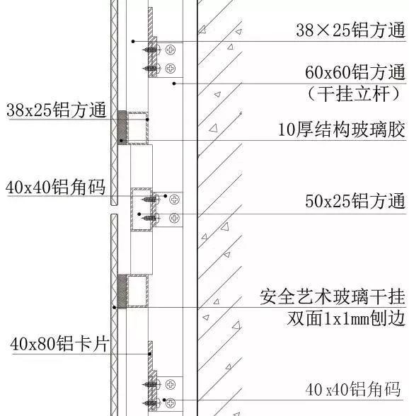 地面、吊顶、墙面工程三维节点做法施工工艺详解_44