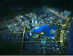 合肥新中式风格滨湖新区建筑设计方案文本