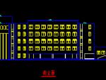 金山小学设计建筑图