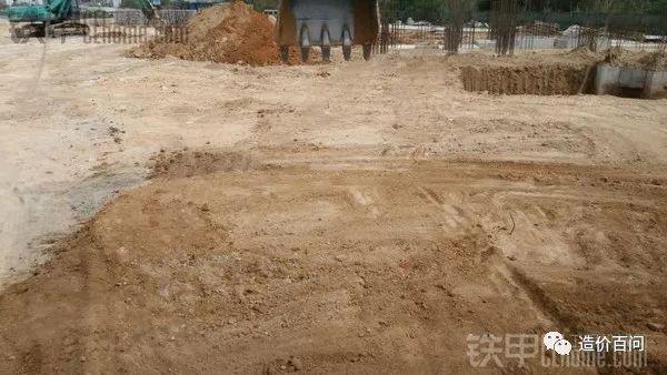 基坑的施工过程以及土方计算方法_2