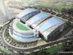 国家奥林匹克体育中心综合训练馆工程结构设计