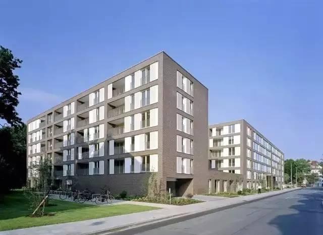 建筑 | 十大养老院建筑设计
