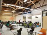 美国芝加哥Intrinsic大学室内设计概念方案图
