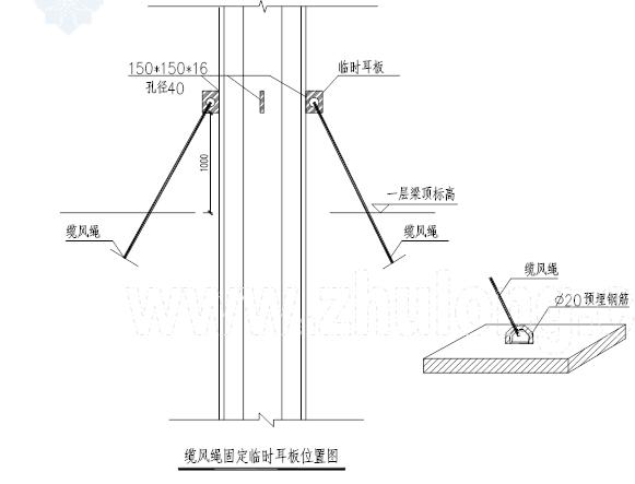 大连超高层公寓钢结构施工方案