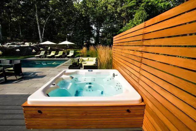 赶紧收藏!21个最美现代风格庭院设计案例_111