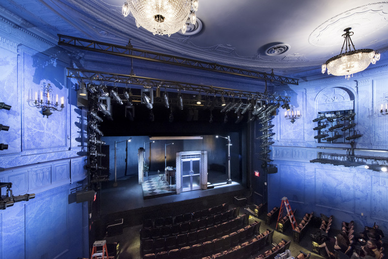 新乔治亚式风格Hayes剧院