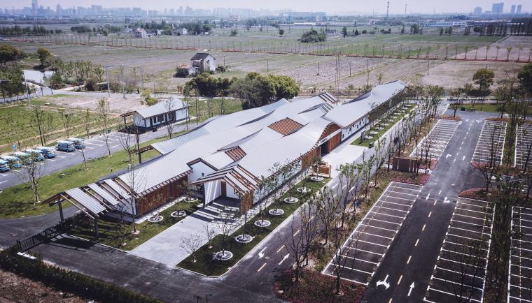 嘉北郊野公园区西游客中心
