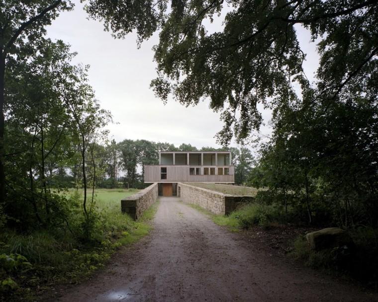 Valkenberg庄园中的住宅资料下载-庄园住宅