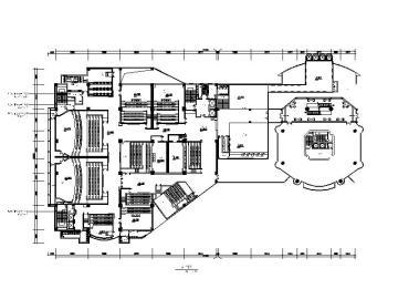 详细完整的全套影城设计施工图