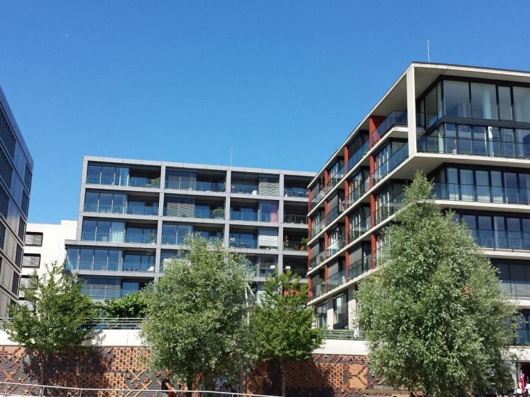五层框架结构宿舍楼建筑施工组织设计(含图纸)