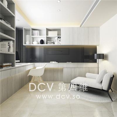 西安口碑最好的极简平层别墅设计-紫汀苑_11