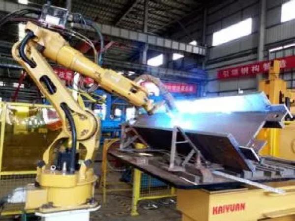 [新技术]钢结构技术— 钢结构高效焊接技术