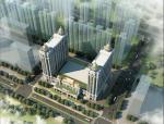 [湖南]法式宫廷建筑风格国际大酒店建筑设计方案文本