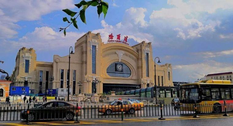 从哈尔滨站改看BIM等信息化技术的应用