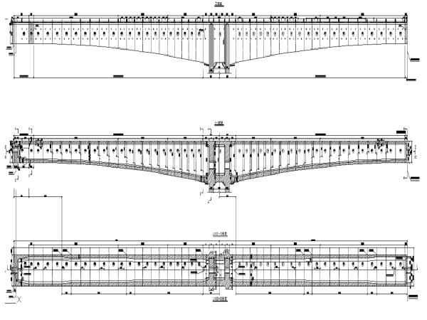 跨肇花高速公路现浇连续梁挂篮施工方案(附大量施工图纸)