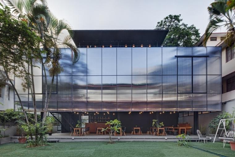 Bangalore庭院,印度/M9DesignStudio_4
