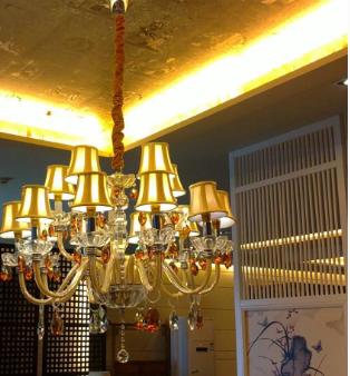 灯具安装施工方案