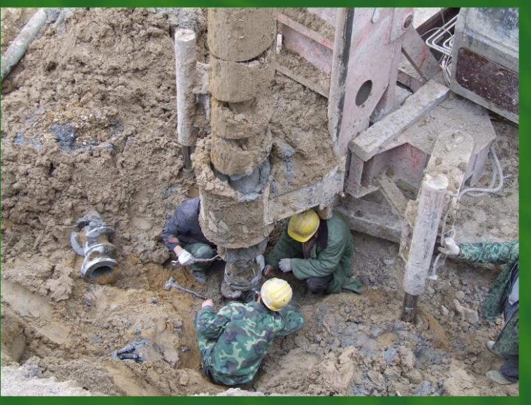 复合地基碎石桩施工方案