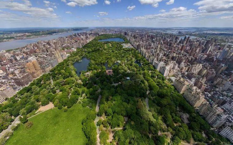 美国景观设计之父|奥姆斯特德和他的纽约中央公园