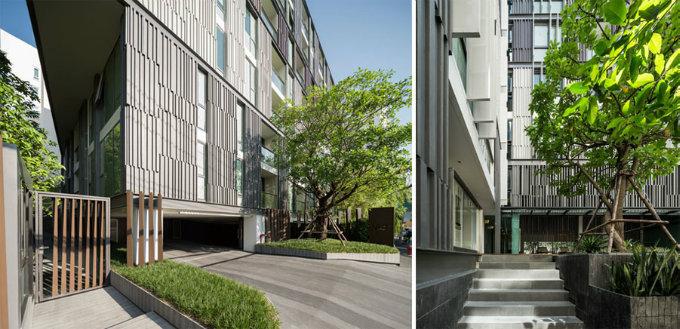 VIA49大楼公共景观——有趣的栅栏_4