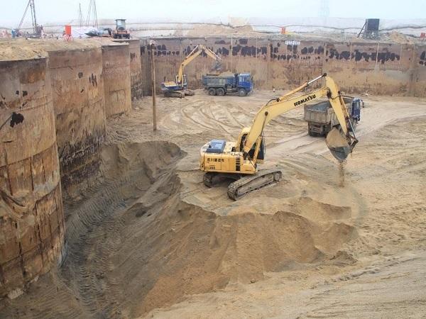 高层公共建筑现浇钢筋混凝土结构深基坑工程安全专项施工方案