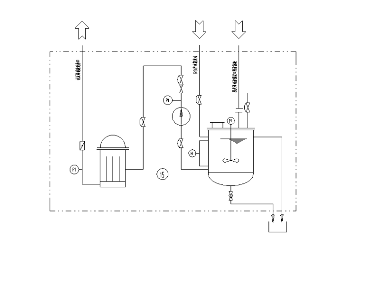 某电厂锅炉水处理图纸详图1