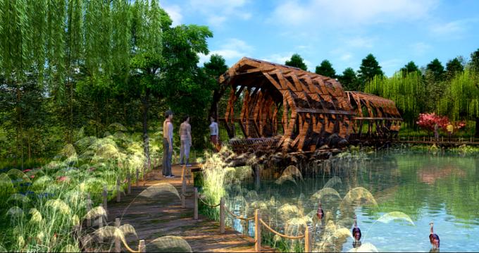 [重庆]生态山地田园国家级湿地公园景观设计方案(附实景图)_2